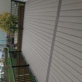 Azek Decking with Aluminum railing.